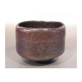 茶道具 黒楽茶碗 楽長次郎「草庵(そうあん)」写 W8-1、 佐々木昭楽作【ギフト】