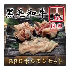 BBQ ホルモンセット  1Kg
