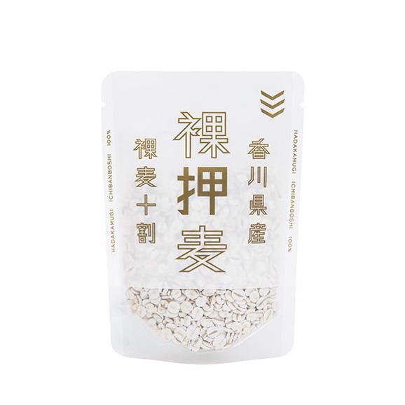 〈麦ごはん用〉裸押麦 75g×10袋