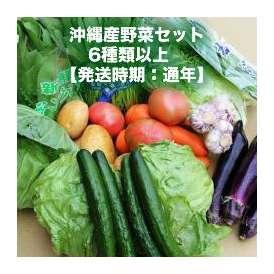 沖縄産野菜セット6種類以上 【発送時期:通年】