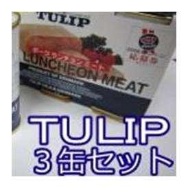 デンマーク産スパム(チューリップ ポークランチョンミート)6缶セット 【発送時期:通年】