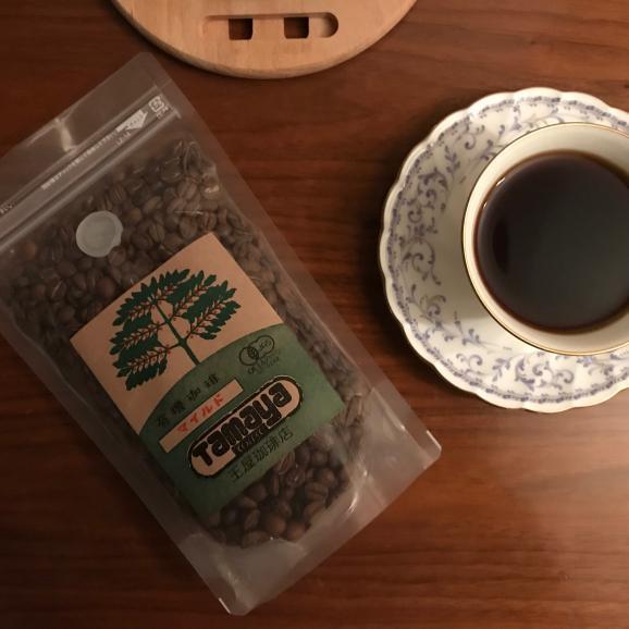 有機マイルドブレンドコーヒー(豆)03