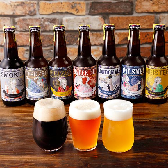 京都丹後クラフトビール7本ギフトセット01