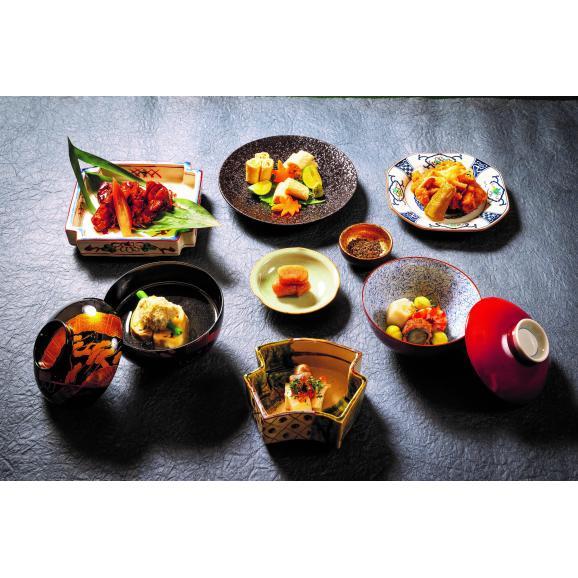 京のおうちごはん-京都の4つの企業共同開発の懐石ギフトセット-02