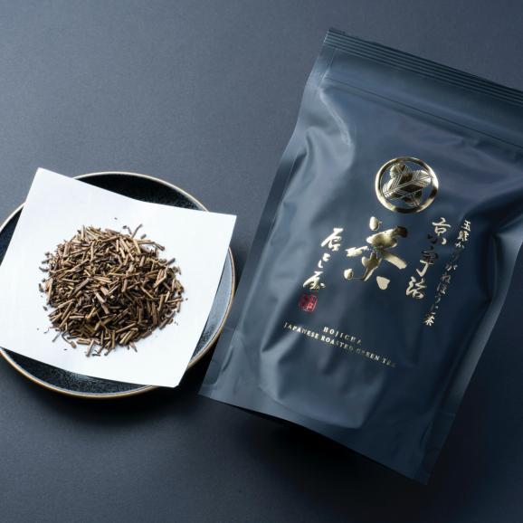 オリジナルブレンド 特選お煎茶/特選玉露くきほうじ茶セット02