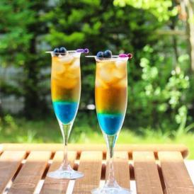 甘く爽やかなパッションフルーツとジャスミンの香りのハーモニー。エキゾチックで華やかな香りの紅茶。