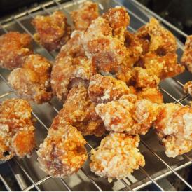 手羽トロ唐揚げ(醤油味)