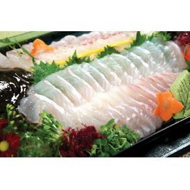 韓国風ヒラメ刺身とアラ鍋のセット(小