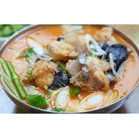 韓国風 アンコウ鍋