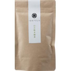 庵スタイル 山の粉末緑茶