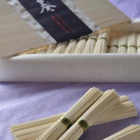 日本三大素麺のひとつ「三輪そうめん」