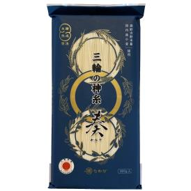 【送料込み】三輪の神糸 奏(そうめん) 300g