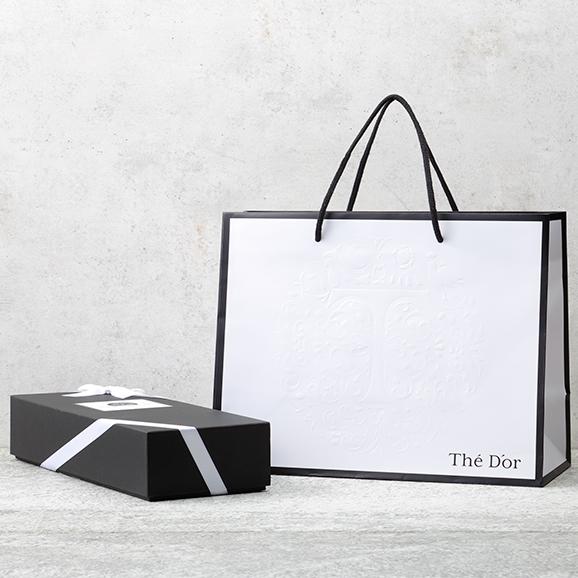 プレミアムボトルドティー ギフトBOX入り2本セット 手提げ袋付き【華焙(はなほうじ)×薔薇茶(ばらちゃ)】02