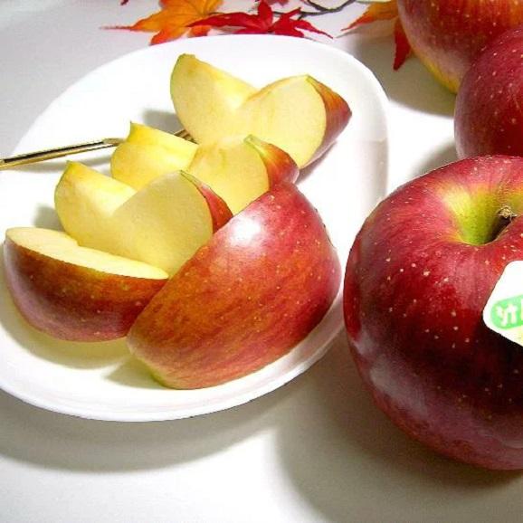 【送料無料 ※一部地域除く】長野産 シナノスイートりんご 約5kg 小玉 林檎 アップル リンゴ01