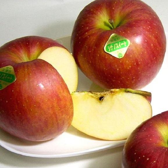 【送料無料 ※一部地域除く】長野産 シナノスイートりんご 約5kg 小玉 林檎 アップル リンゴ03