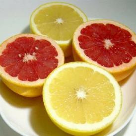 南アフリカ産 グレープフルーツセット 15個入り(白肉9個・赤肉6個)