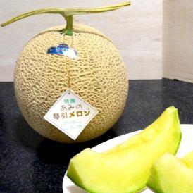 黄金色のメロン とても甘い果汁♪ 京都発!丹後半島の幻の逸品メロンです