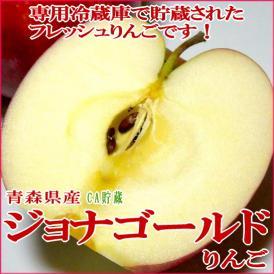 青森産 ジョナゴールドりんご 約10kg 大玉 24~26個入り CA貯蔵