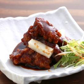 中華の匠 肉団子の黒酢和え