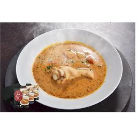 トコシエバル 熊本 赤のスープカレーセット(3個)