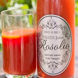 フルーツトマトを使った贅沢なトマトジュース