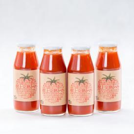 完熟トマトジュース 160ml 4本セット