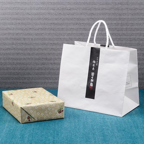 梅未来 富之助梅のあまうめ【木箱セット】02