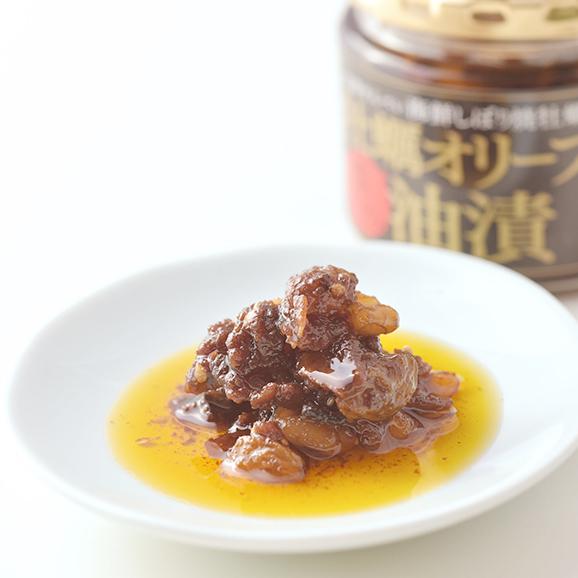 牡蠣オリーブ油漬