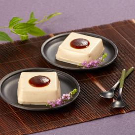 「永平寺濃厚ごま豆腐」は平成8年に大本山永平寺から御用達の命を受けた株式会社トップフーズの新商品です