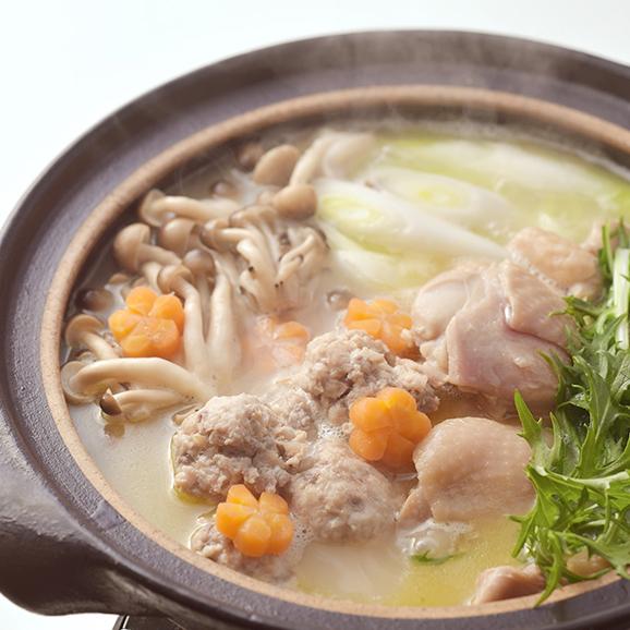 とり田水炊きセット(2~3人前)03