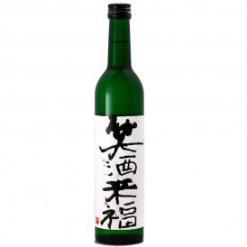 金婚 純米大吟醸 笑酒来福 【500ml】