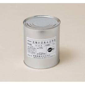 北海小豆粒あん2号缶