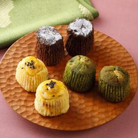 このたび、都松庵で人気の「あんこ菓子」の3種類がセットになりました。