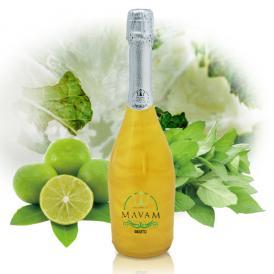 日本初!キラキラスパークリングワイン!