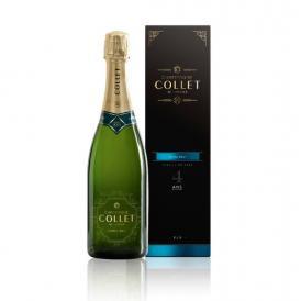 シャンパーニュ コレ エクストラ・ブリュット 750ml(Champagne Collet Extra Brut)