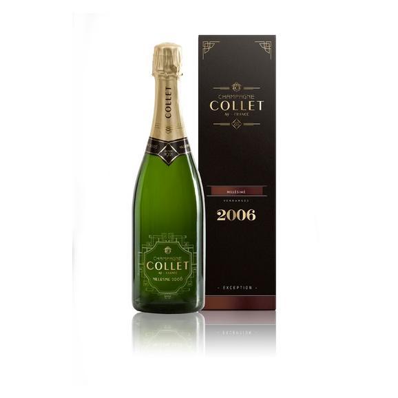 シャンパーニュ コレ ミレジメ2006 750ml(Champagne Collet Millesi…