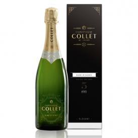 シャンパーニュ コレ ブラン・ド・ブラン750ml(Champagne Collet Blanc de Blancs)