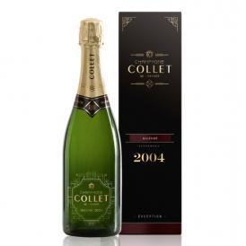 シャンパーニュ コレ ミレジメ 2004 750ml(Champagne Collet Millesime 2004)