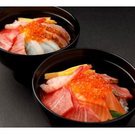 特選 海鮮丼 2種4食詰合せ