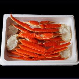 貴重な最大級 6Lサイズズワイ蟹