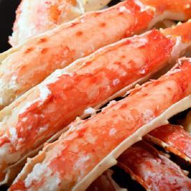 大盛! タラバ蟹 タラバガニ たらばがに ロシア産 特大 ボイル 約800g×2肩 合計1.6kg 4人前相当 送料無料 冷凍 たらば蟹 かに カニ 脚 タラバ