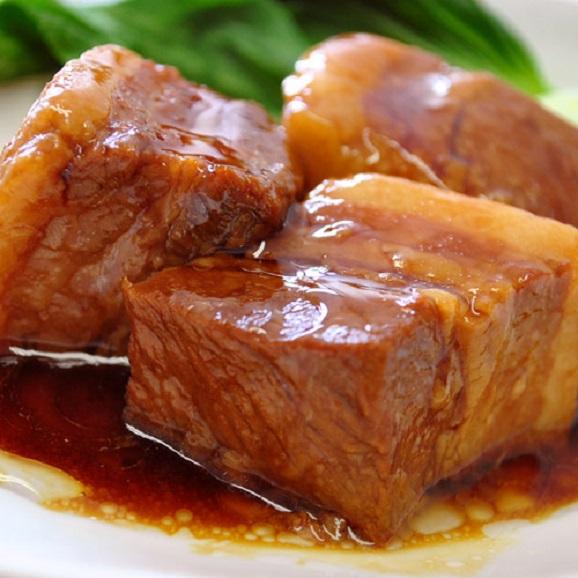 豚角煮 業務用『じっくり煮込んだ豚角煮』(430g×3袋) ※冷凍 送料無料01