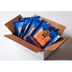 ≪緊急スポット!≫ 鮭 さけ サケ サーモン 送料無料 「 塩だけで作った スモークサーモン 」 60g × 15P 計900g 冷凍