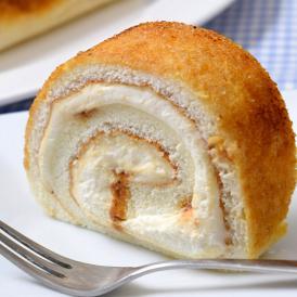 御中元 ギフト スイーツ ギフト 送料無料 西洋菓子倶楽部 おこげと焦がしのブリュレロール 1本(約16cm) 誕生日 ケーキ ロールケーキ クリーム お菓子 おやつ 内祝い お返し ご褒美 プレゼン