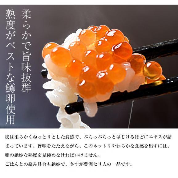 イクラ いくらしょうゆ いくら醤油漬け ロシア産鱒子使用 青森加工 1パック 大盛 500g 冷凍 送料無料03