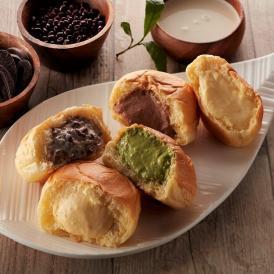八天堂 プレミアムフローズン くりーむパン 12個詰め合わせ 内祝い お土産 プレゼント 冷凍 同梱不可 送料無料