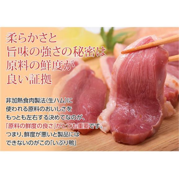 かも 鴨 カモ フランス産 バルバリー種 いぶり鴨 330~350g 冷凍同梱可能06