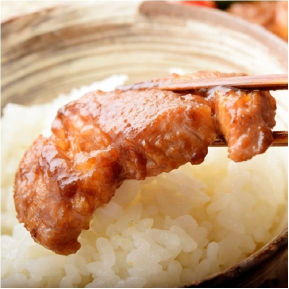 国内加工『豚ロース味噌漬け』100g×5パック 豚肉 ブタ ぶた 肉 冷凍 焼くだけ 夕飯 おかず 丼 お弁当 炒め物 冷凍同梱可能01