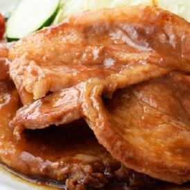 国内加工 豚ロース味噌漬け 100g×10パック 豚肉 ブタ ぶた 肉 冷凍 焼くだけ 夕飯 おかず 丼 お弁当 炒め物 冷凍同梱可能