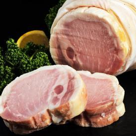 肉 豚 ハム 吉田ハム工場『極上ロースハム』約1kg ギフト 贈答 冷蔵 送料無料